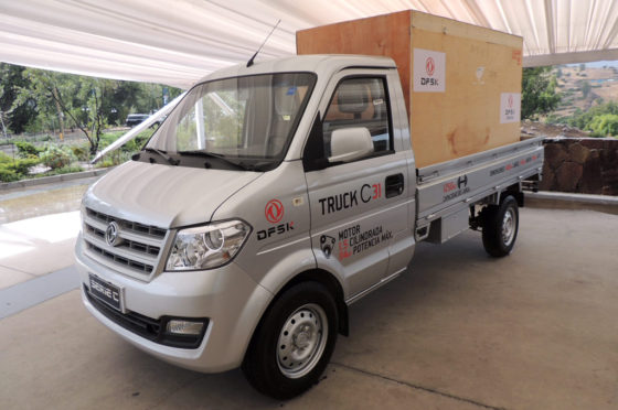DFSK C31 Truck Cabina Simple