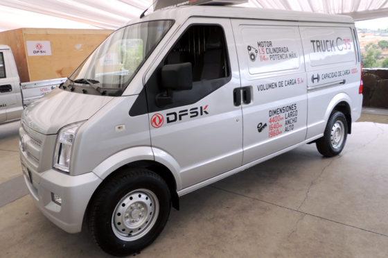 DFSK C35 Cargo Van