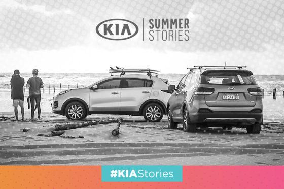 #Verano2017: Kia está en Cariló con propuesta englobadas bajo el concepto #KiaStories