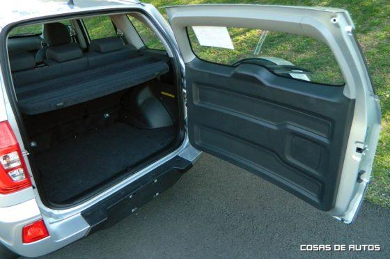 Test Chery Tiggo 3 - Foto: Cosas de Autos