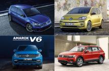 Lanzamientos 2017 de VW