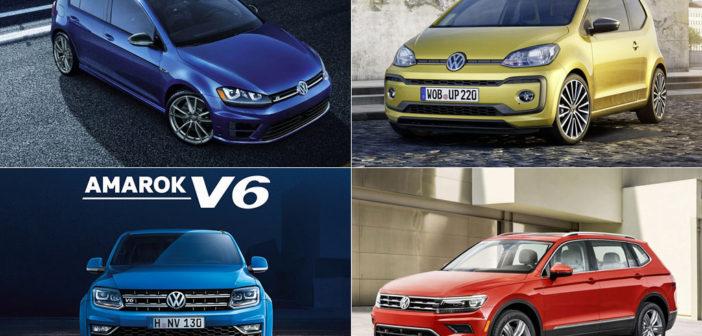 VW promete un 2017 con muchas novedades: Amarok V6, Passat, up! Turbo, Suran Track, Golf R y más