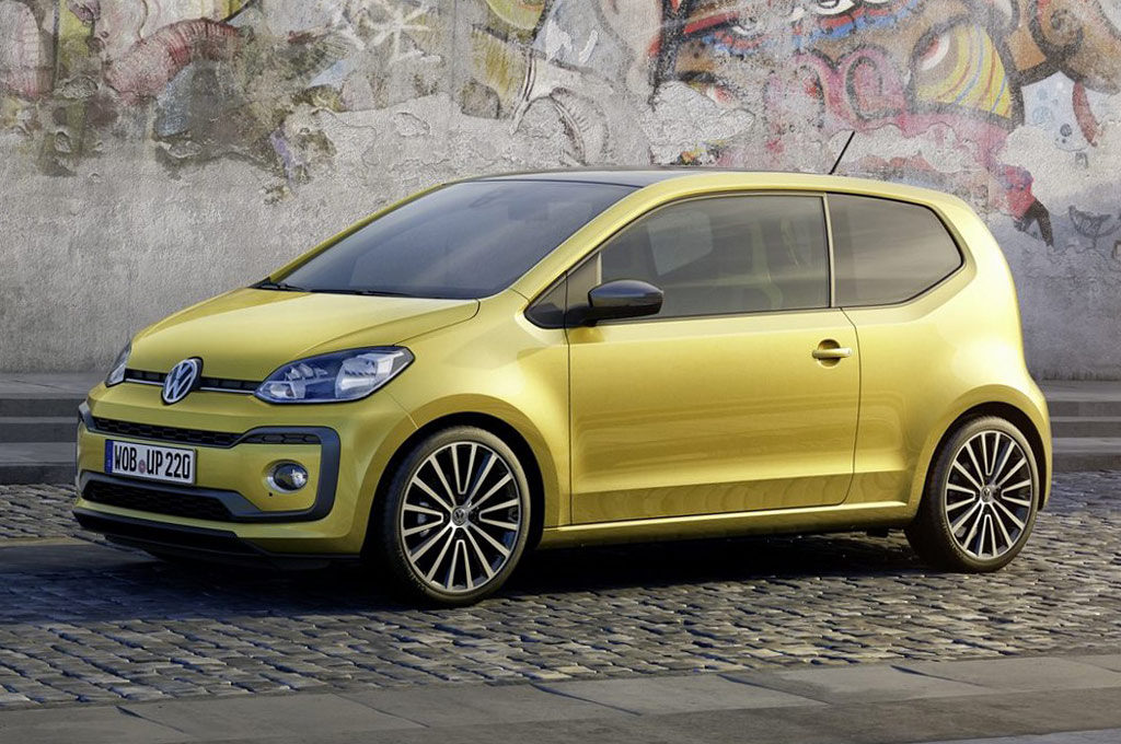 VW up! Turbo