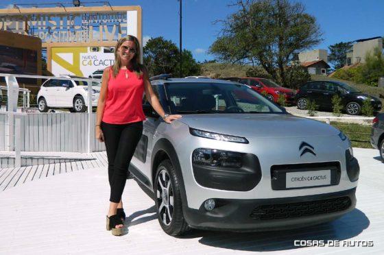 Soledad Bereciartua, gerente de Comunicaciones dede Citroën & DS Argentina