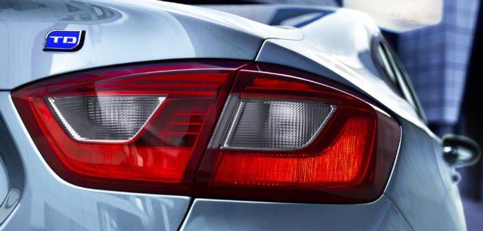 Chevrolet anunció el lanzamiento del Nuevo Cruze turbo diesel