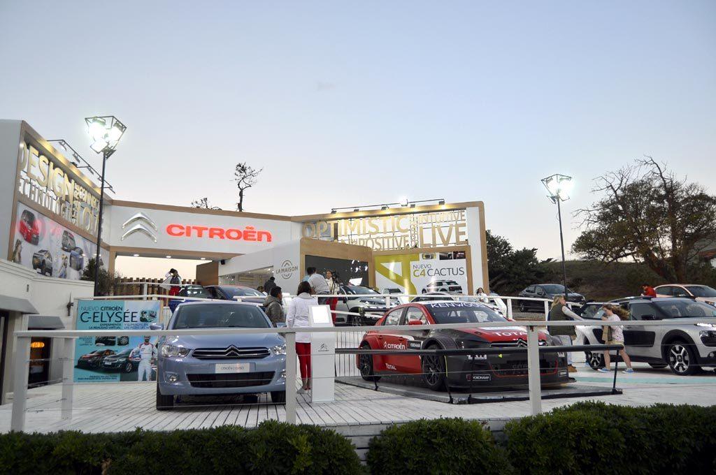 Citroën en Pinamar 2017