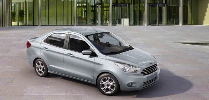 Argentina: Ford lanzó el Ka+ con precios desde $235.500 y da pelea en el segmento B tricuerpo
