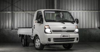 Argentina: Kia lanzó el K2500 con más seguridad y mejoras en la motorización desde u$s 28.700