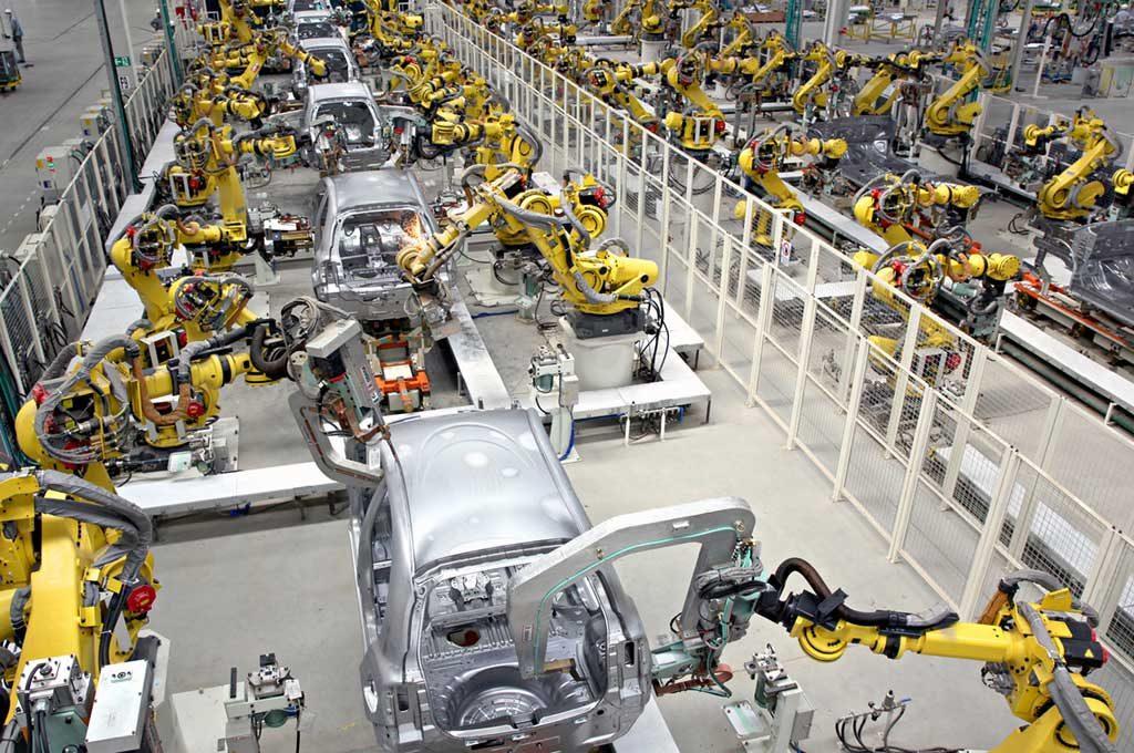Complejo de Nissan en Resende, Brasil