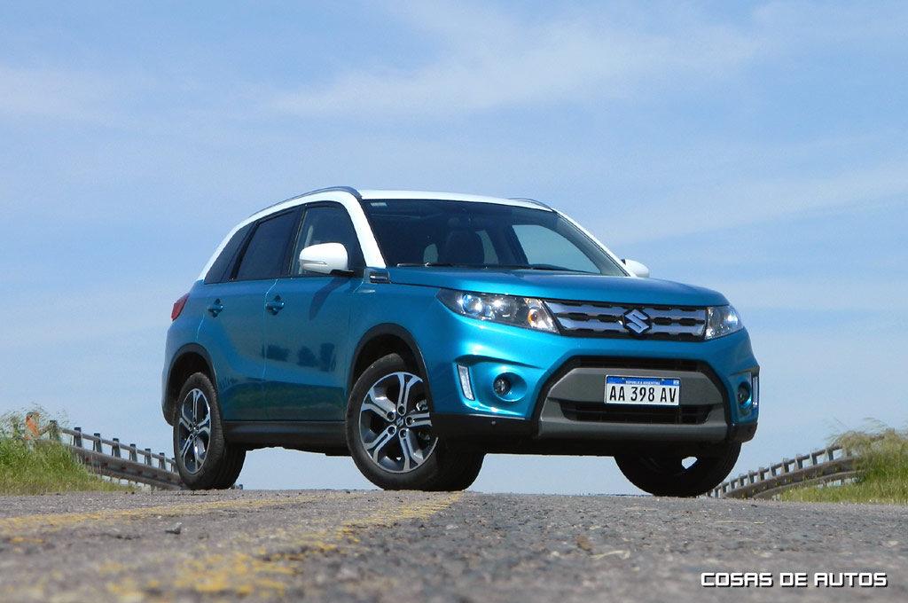 Suzuki New Vitara - Foto: Cosas de Autos