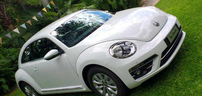 Argentina: VW lanzó el renovado Beetle del que espera vender 500 unidades por año