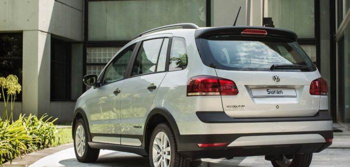 Argentina: Volkswagen sumó a su oferta la Suran Track a $329.889