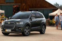 Chevrolet Captiva MY 2017