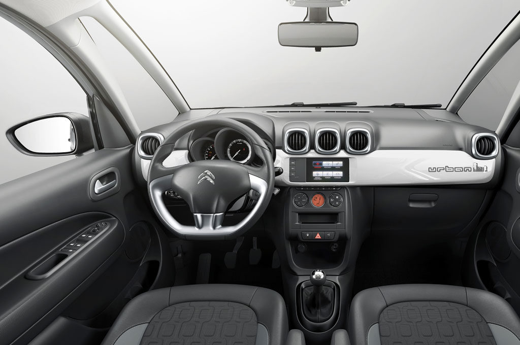 Citroen C3 Aircross Urban Edition