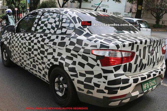 Mula del Proyecto Fiat X6S