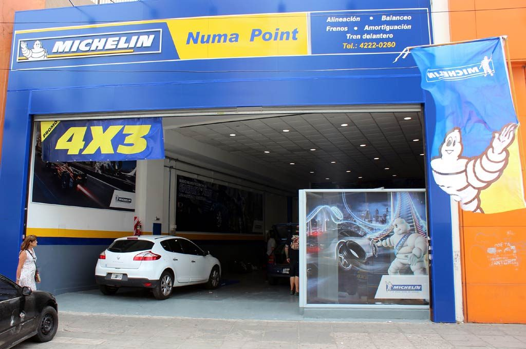 Michelin Numa Point