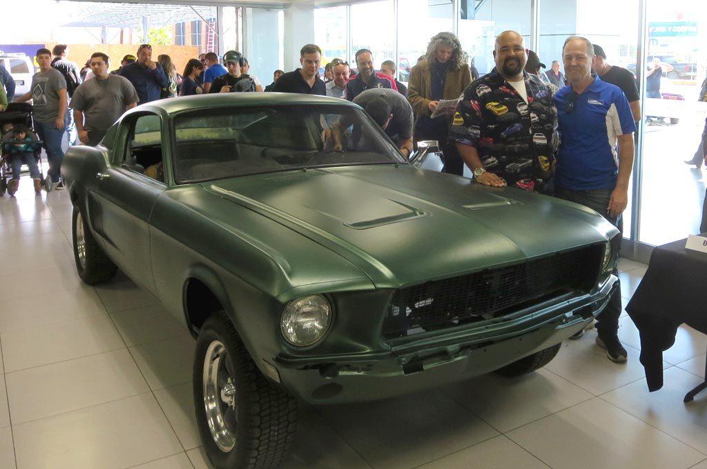 Ford Mustang de Bullitt