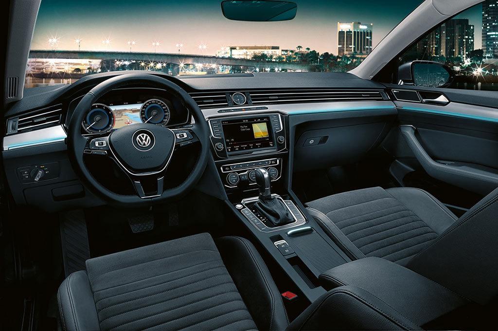 Nuevo VW Passat