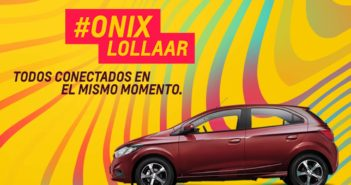 Chevroler Onix LollaAR