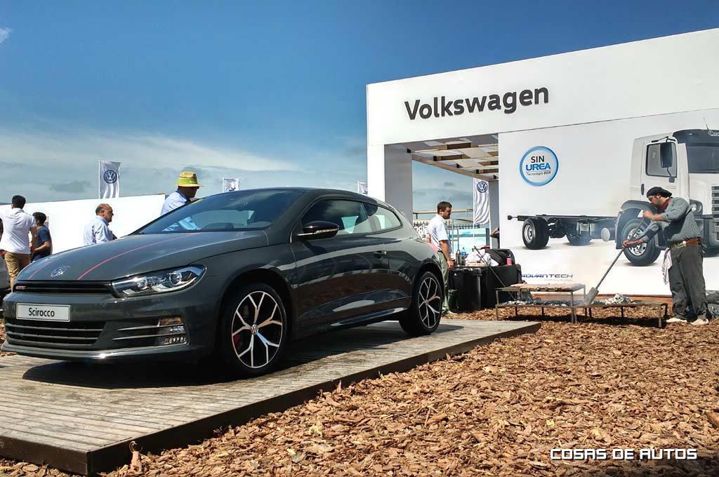 VW en ExpoAgro 2017