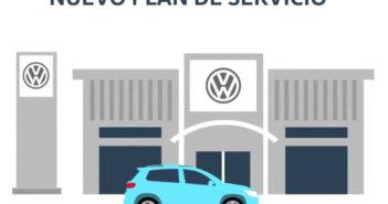 Volkswagen lanza un nuevo Plan de Servicio de Mantenimiento