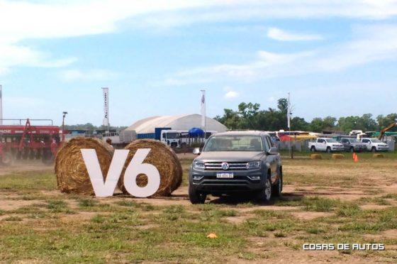 VW Amarok ExpoAgro