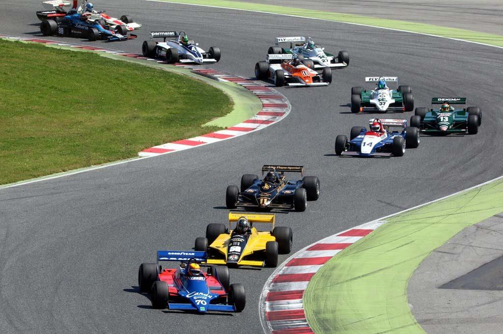Masters Historic Racing