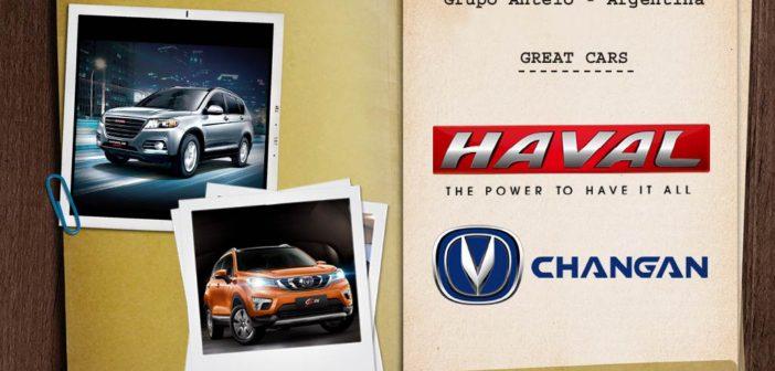Los planes del Grupo Antelo para el lanzamiento de las marcas chinas Haval y Changan
