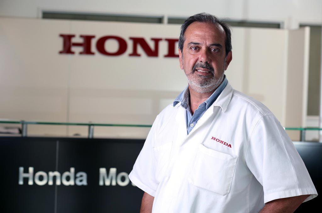 Jorge Fernández, nuevo vice-presidente de Honda Argentina