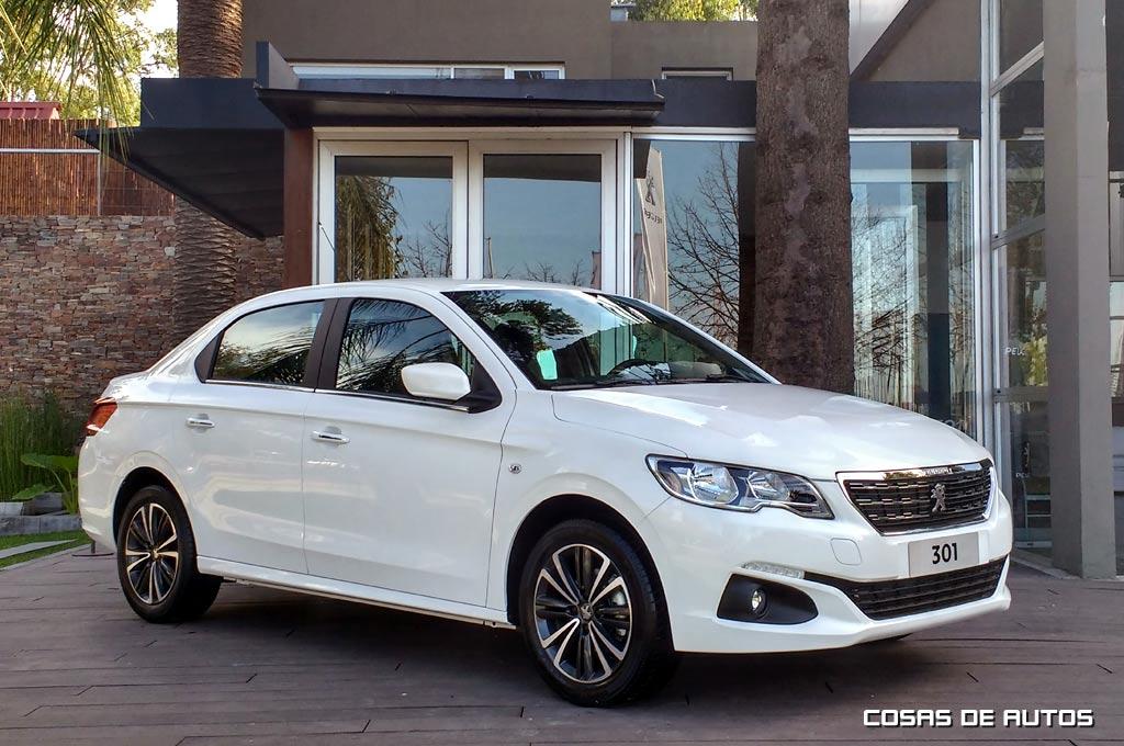 Peugeot 301 Fotos >> Argentina: se presentó el Peugeot 301, con precios desde $310 mil y opción diesel | Cosas de ...