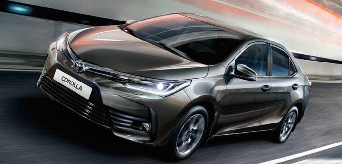 Argentina: Toyota lanza el Nuevo Corolla con ESP y siete airbags de serie con precios desde $358.900