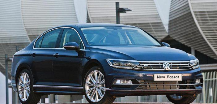 Junto con la presentación del Nuevo Passat, VW oficializó el lanzamiento de la línea R en Argentina