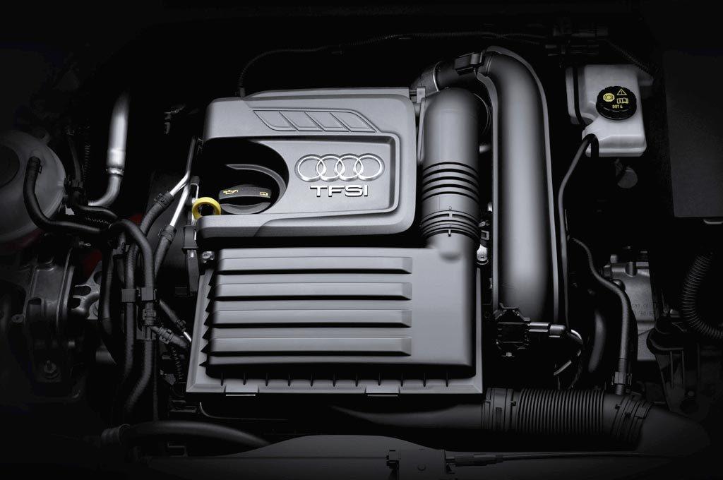 Motor 1.4 TFSI para el Audi Q2
