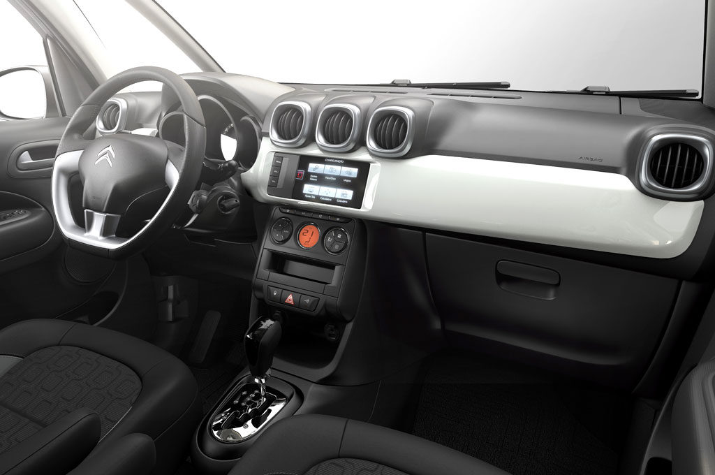 Nuevo Citroen C3 Aircross AT