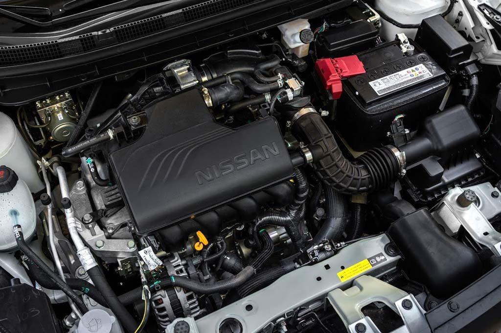 Motor del Nissan Kicks