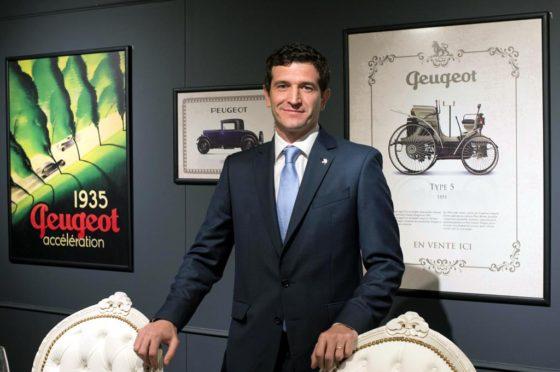 Julián Tello, director de Marketing y Comunicación de Peugeot