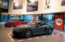 Presentación de los Nuevos Porsche 718