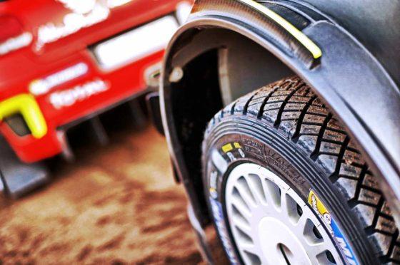 Michelin en el Rally de Argentina
