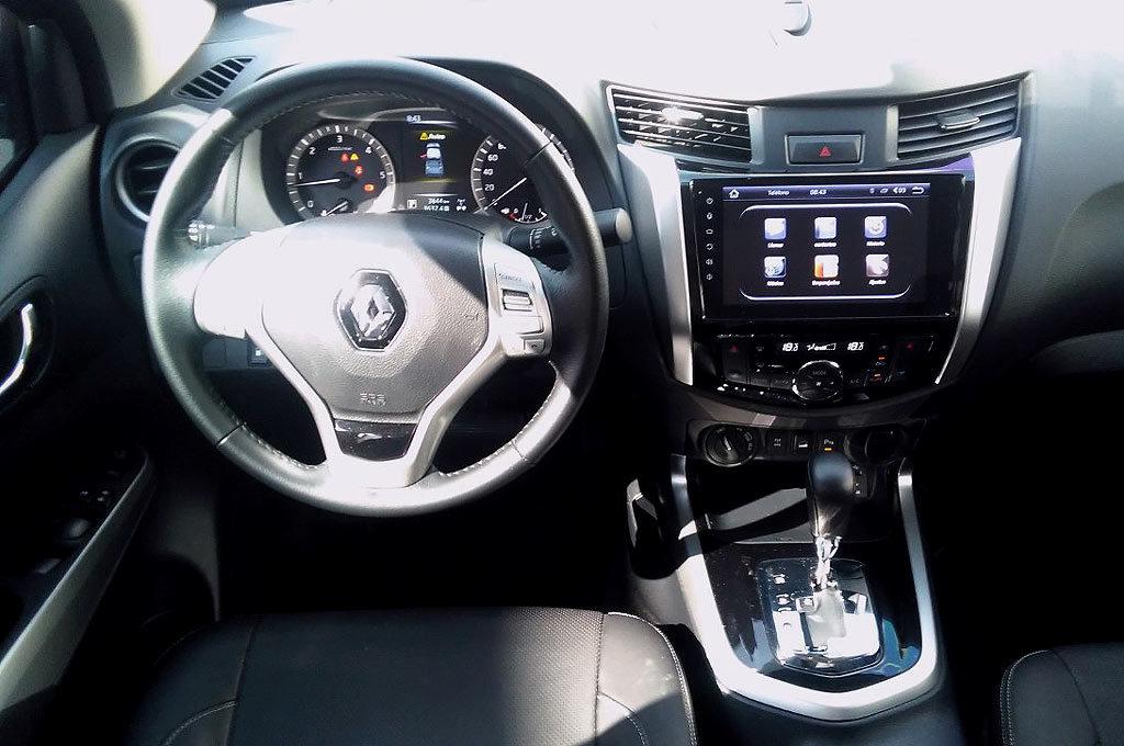 Renault Alaskan Intens