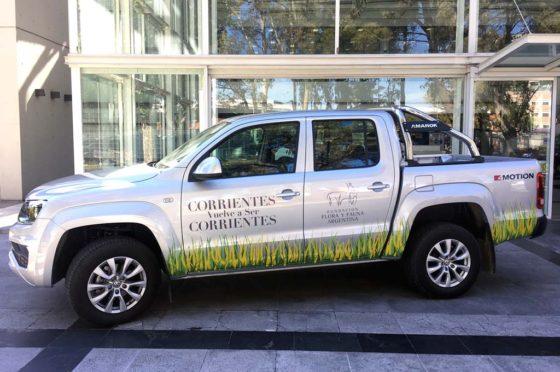 #RSE: VW Argentina colabora con el Parque Nacional Iberá