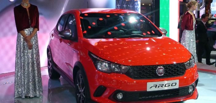 #SalonAutoBA: el Argo es apenas uno de los muchos lanzamientos de Fiat para este año