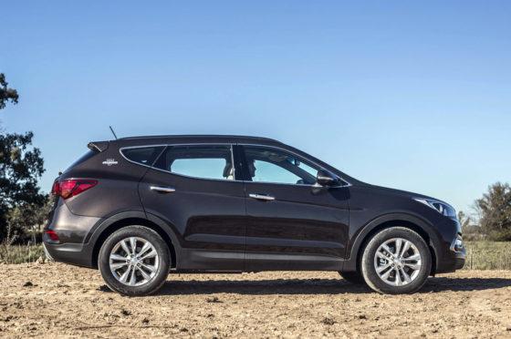 Hyundai Santa Fe Chapelco