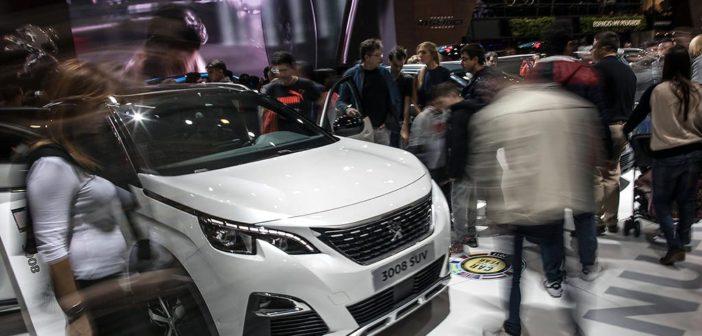 #SalonAutoBA: la propuesta de #Peugeot combina pasado, presente y futuro