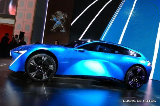 Peugeot Instict Concept