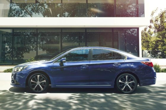 Subaru Legacy MY 2018