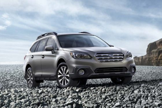 Subaru Outback MY 2018