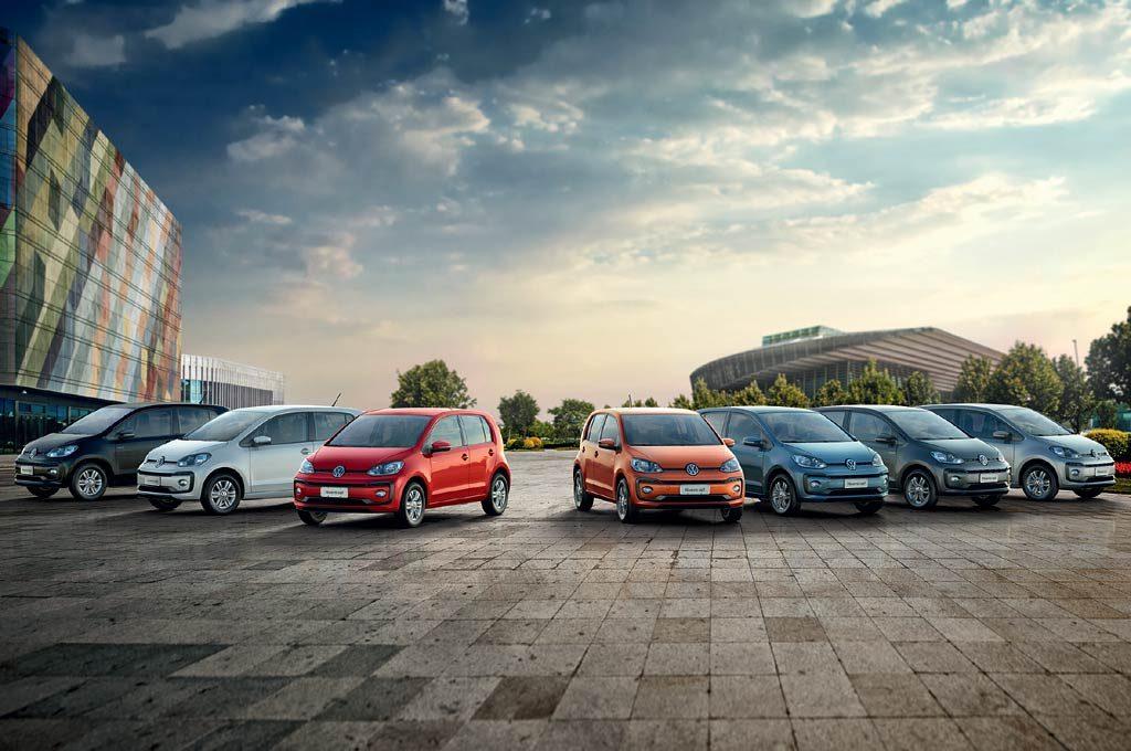 Nuevo Volkswagen up!