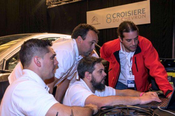 Citroen puso a competir a sus mejores técnicos y recepcionistas