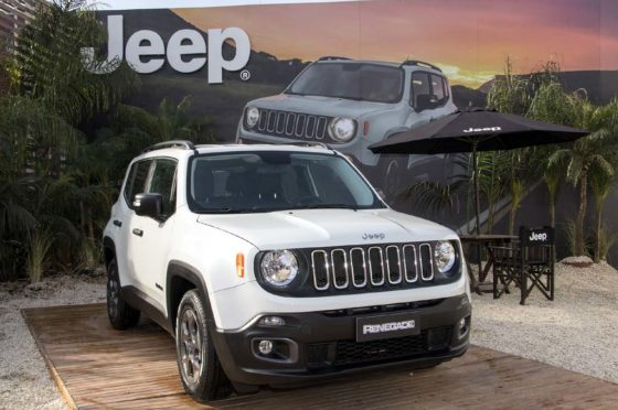 Jeep Renegade en La Rural