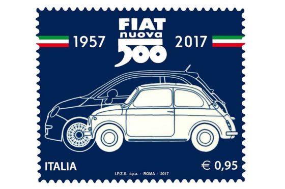 Fiat 500 Estampilla